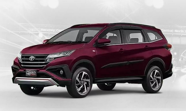 Spesifikasi Toyota All New Rush 2018