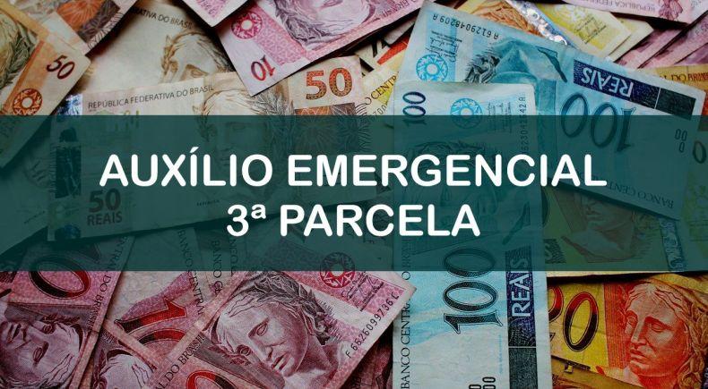 Rosário Oeste e demais município de MT recebem terceira parcela do auxílio emergencial nesta quarta-feira