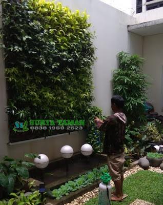 Jasa Pembuatan Vertical Garden | SuryaTaman