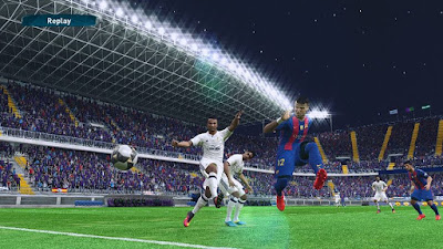 PES 2017 Next Gen Pitch Returns PRO v2 by DonyAvia Graphics