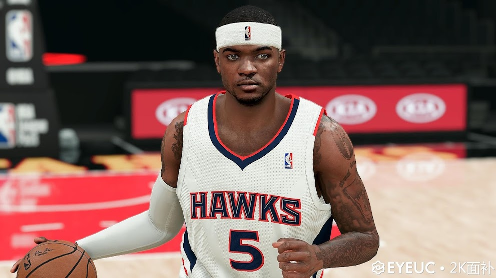 Josh Smith Cyberface and Body Model By Awei [FOR 2K21]