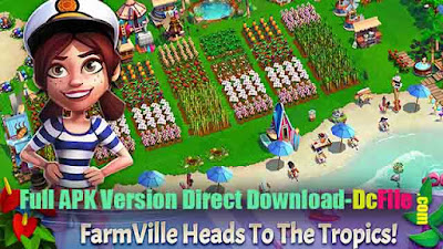 FarmVille 2: Country Escape 13.8.4817 Apk Free Download