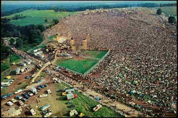 Ιστορικός χώρος και επίσημα πλέον το Woodstock