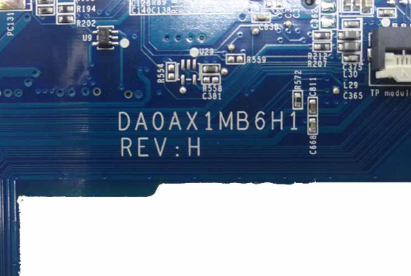DA0AX1MB6H1 REV H COMPAQ CQ42 Laptop Bios