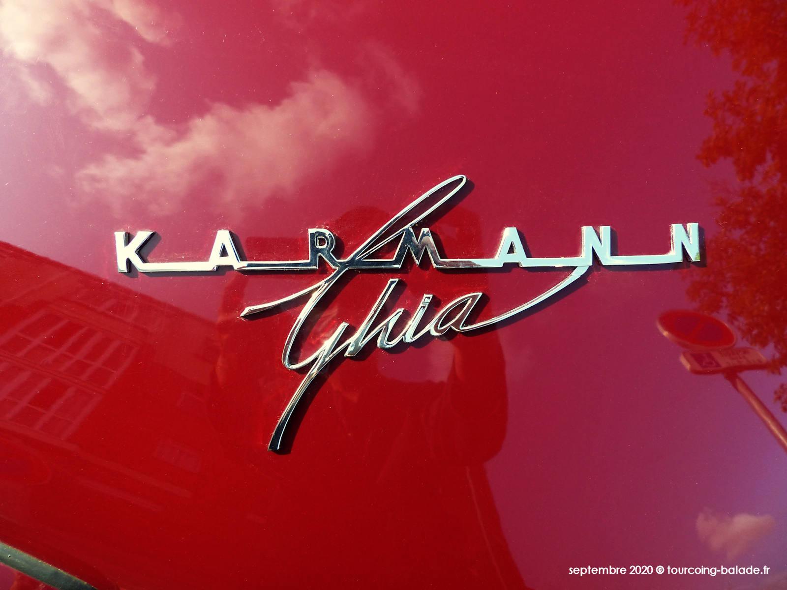 VW Karmann Ghia Cartype, Tourcoing France 2020