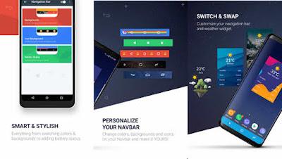 طريقة تغيير ألوان شريط التنقل فى هواتف الأندرويد بدون روت