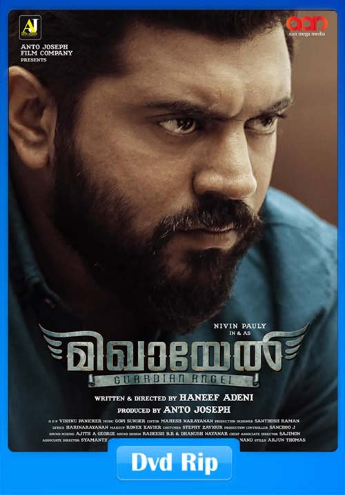 Mikhael 2019 Hindi Dubbed 720p HDRip x264 | 480p 300MB | 100MB HEVC