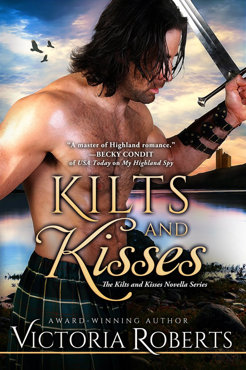 Kilts and Kisses, Novella #1 of Kilts and Kisses