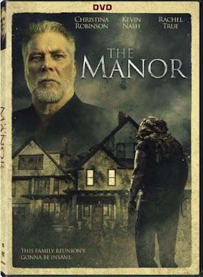 The Manor 2018 DVD R1 NTSC Sub