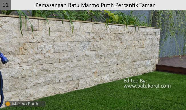 batu alam untuk taman