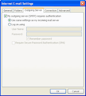 Configure Microsoft Outlook 2007