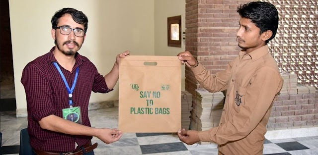 Initiative Taken By Go Green Society to Control Plastic Pollution