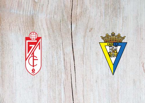 Granada vs Cádiz -Highlights 02 May 2021