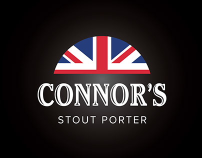 Connor's Stout Porter - Just Made Right
