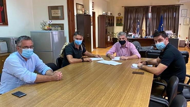 Συντήρηση Κοιμητηρίων Δήμου Ορεστιάδας