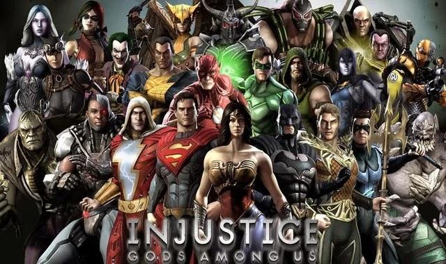 ما هي مواصفات الاجهزة التي سوف يعمل تهمل عليها اللعبة  Injustice: Gods Among Us للجوال الحاسوب