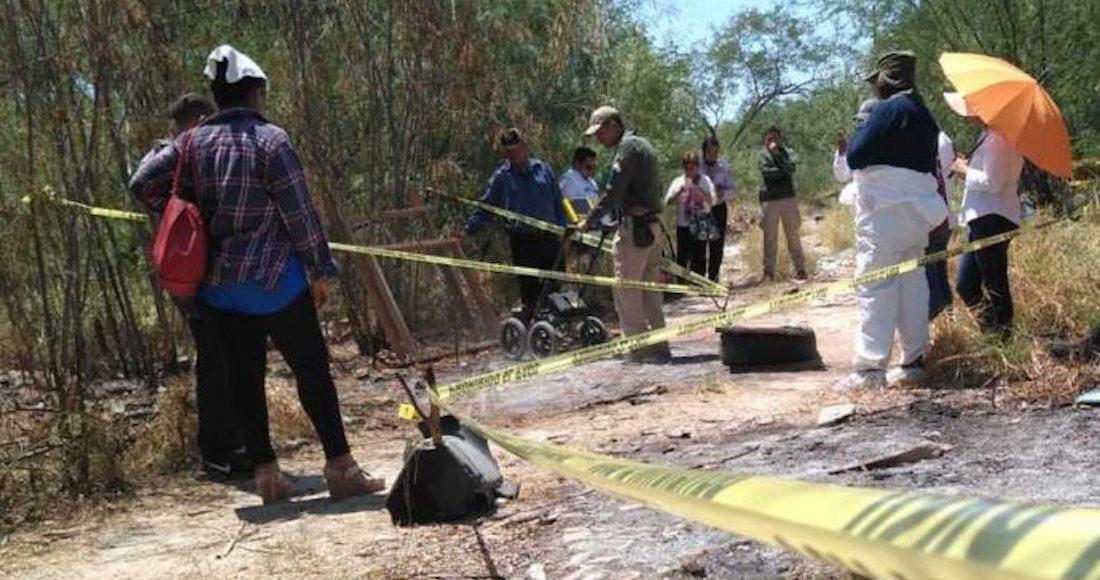 La Comisión Estatal de Búsqueda halla 100 restos óseos en narcofosa revisada por segunda vez en Veracruz