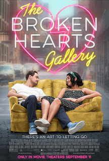Download The Broken Hearts Gallery (2020) Dual Audio Hindi Full Movie 720p BRRip