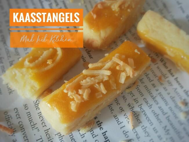 Resep Kue Kastengel yang ngeju dan lumer