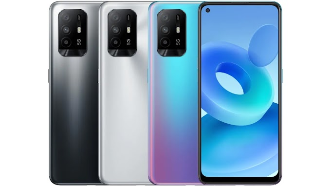 Midrange Oppo A95 5G Phone Specification.