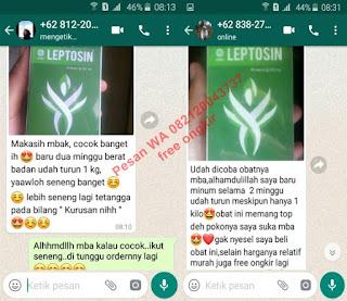 testimoni leptosin