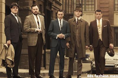 60s fashion men