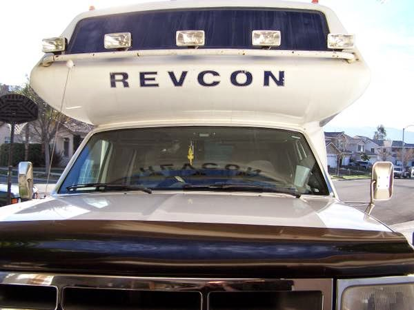 Used RVs Revcon 4x4 motorhome For Sale by Owner