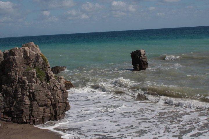 Il viandante bevitore: La Cantinella sul Mare, Villamare