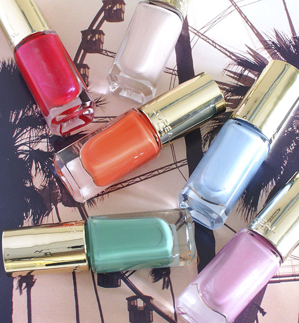 Festival Ready Loreal Color Riche Le Vernis