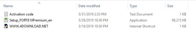 Forte Notation 10 Premium v10.1.1 Full version