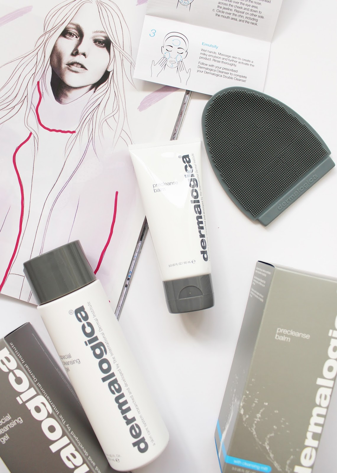 DERMALOGICA | New Pre Cleanse Balm - Review - CassandraMyee