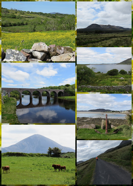 Cycling the Great Western Greenway - County Mayo, Ireland - Dramatically Changing Scenery