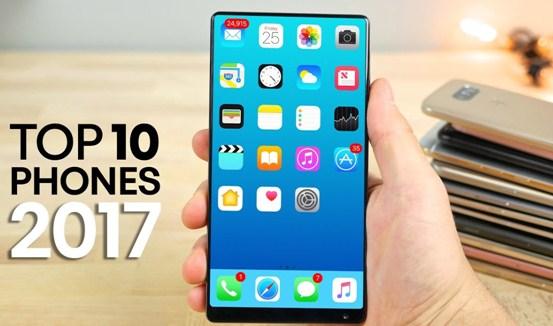 Smartphone Terbaru 2017