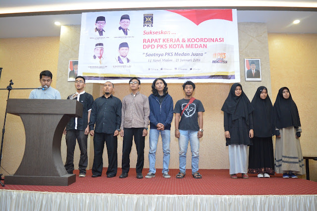 PKS Masih Menjadi Partainya Anak Muda