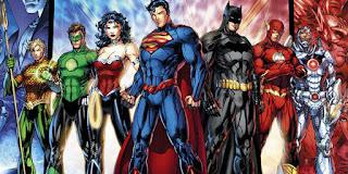 Baixar Liga da Justiça (Filmes) Dublados
