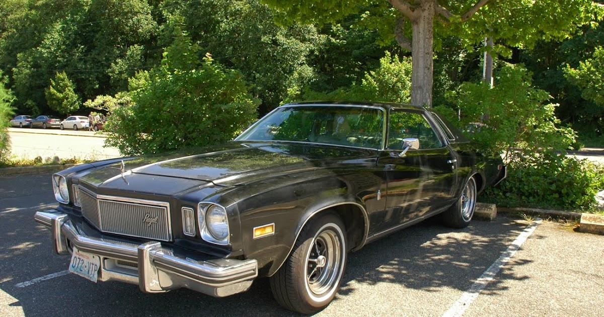 Old Parked Cars 1975 Buick Regal Landau