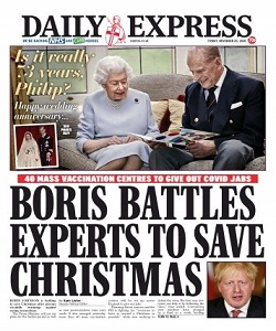 Daily Express Magazine 20 November 2020 | Daily Express News | Free PDF Download