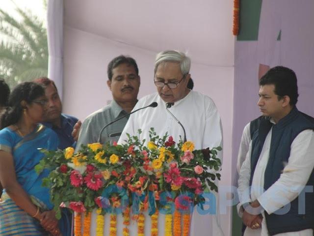 Mukhya Mantrinka Bhangabari Gasta ra Bibhinna Drusya 'Kalahandi medical college to be completed by 2017 18', in Odisha (Source: The OrissaPost)