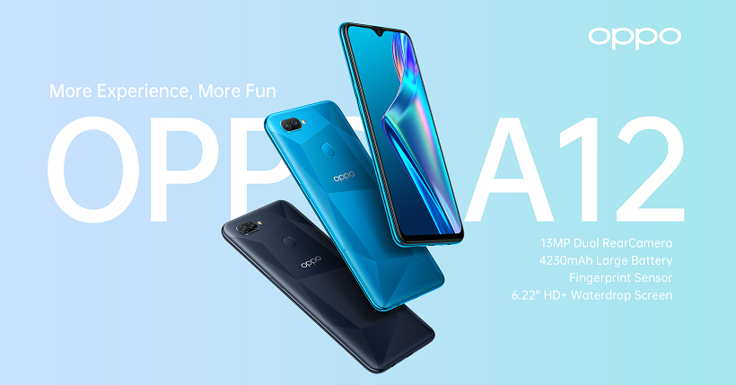 OPPO A12 Philippines