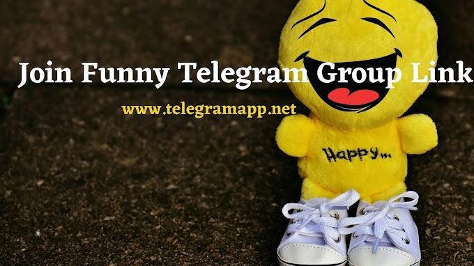 Join Latest Funny Telegram Group Link