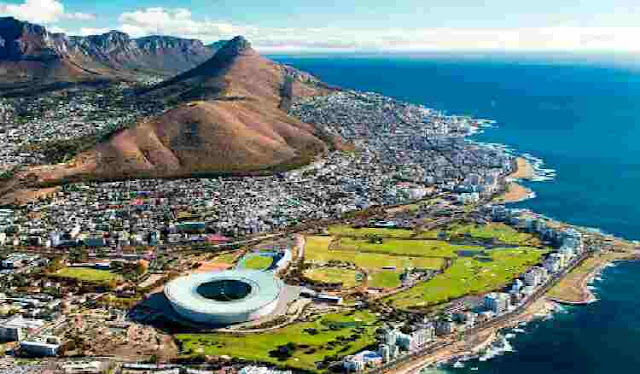 What is the most visited place in South Africa?