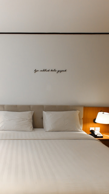 kamar superior namin hotel