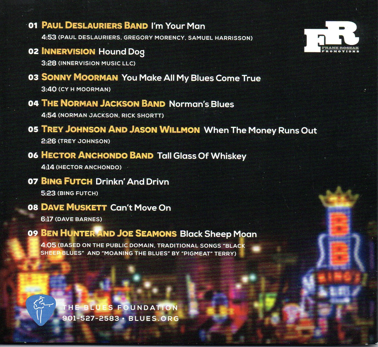 Public Domain Blues Songs
