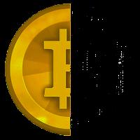 Bitcoin (deseño de Raffy de Guzman)