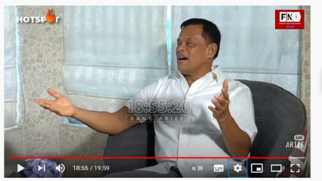 Singgung Demokrat & Berkarya Diambil, Gatot: Politik Kita Sudah Menyimpang dari Pancasila