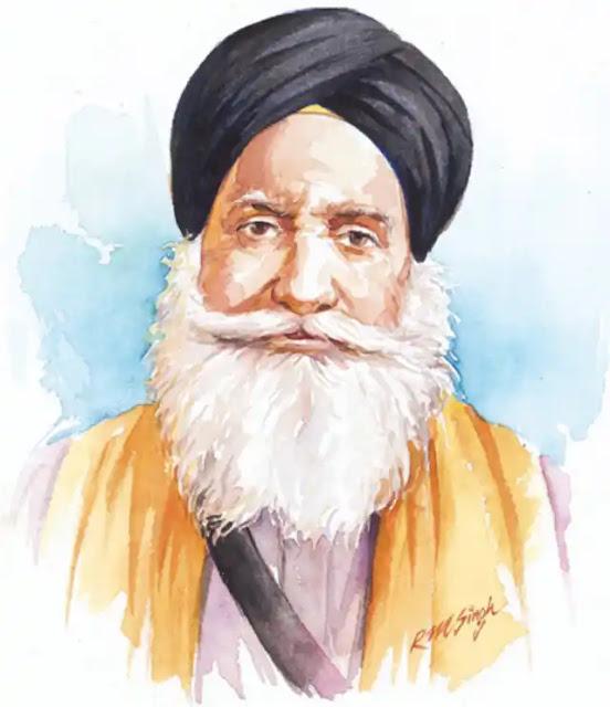 बाबा खड़क सिंह जी की जीवनी   Baba Kharak Singh History in Hindi