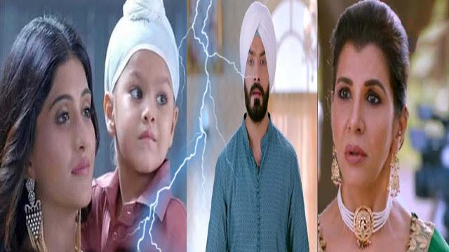 Break-UP : Robbie Harleen's break up affect Sarabjit Meher in Choti Sardarni