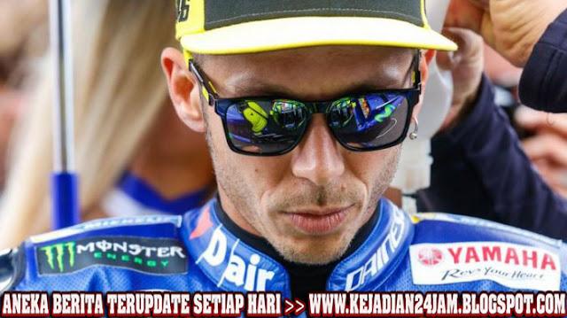 Valentino Rossi Masih Kompetitif Dan Belum Ada Niat Pensiun