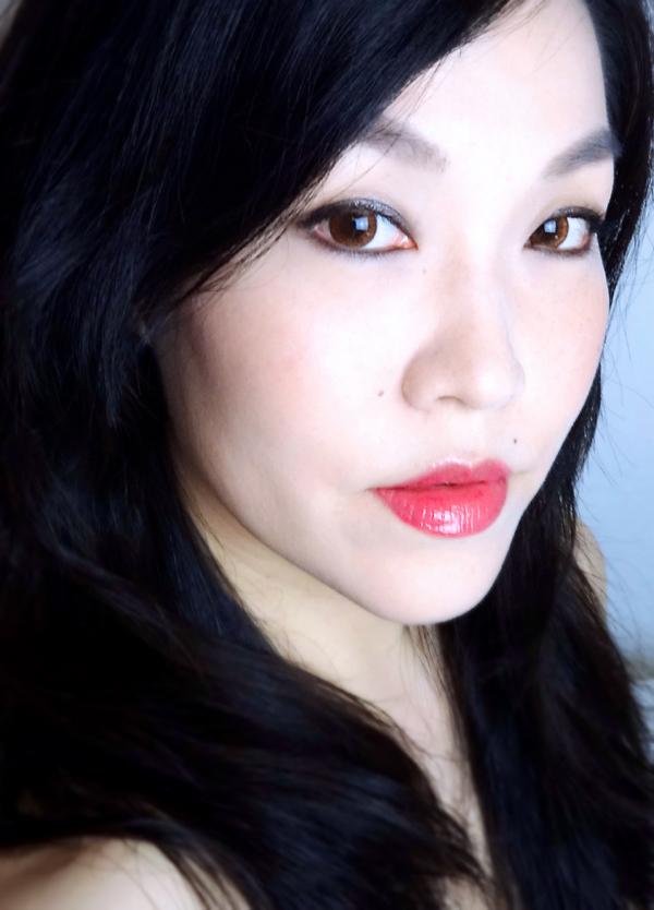 Lancome Lip Lover Framboise Etoile FOTD