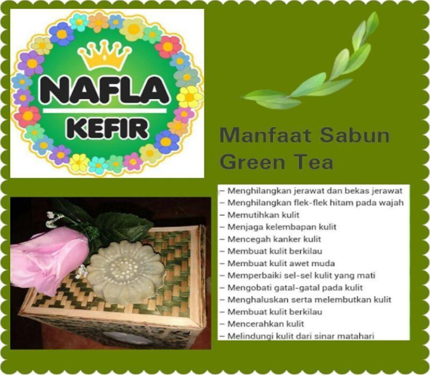 Pusat Kefir Ponorogo Manfaat Sabun Green Tea